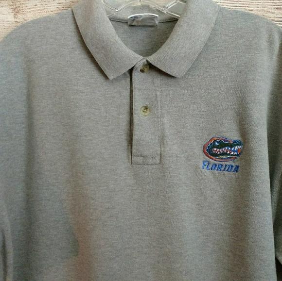9cf83f424c1 Champion Shirts | University Of Florida Gators Gray Mens Shirt Sz L ...